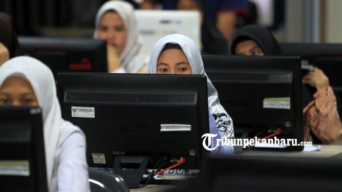 BKN Indikasikan Jadwal Ujian SKDCPNS2019 di Kuansing Riau Bisa Berubah