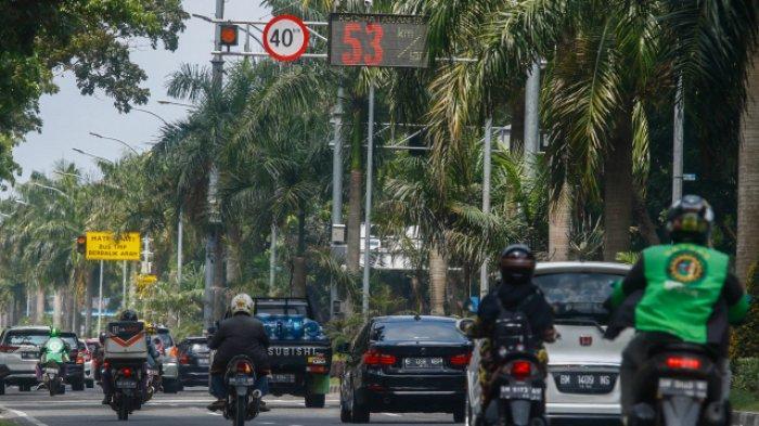 FOTO: Speedmeter di Jalan Sudirman Pekanbaru - foto_speedmeter_di_jalan_sudirman_pekanbaru_1.jpg