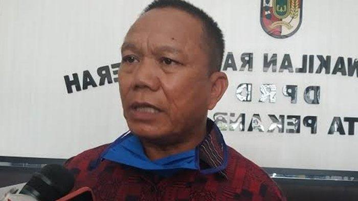 Fraksi PDI-P Minta BK DPRD Gercep Proses Kasus Ketua DPRD Pekanbaru Hamdani dan Ida Yulita, Apa Ya?