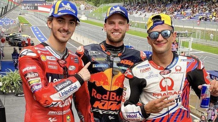Klasemen MotoGP 2021, Bagnaia Dekati Fabio Quartararo