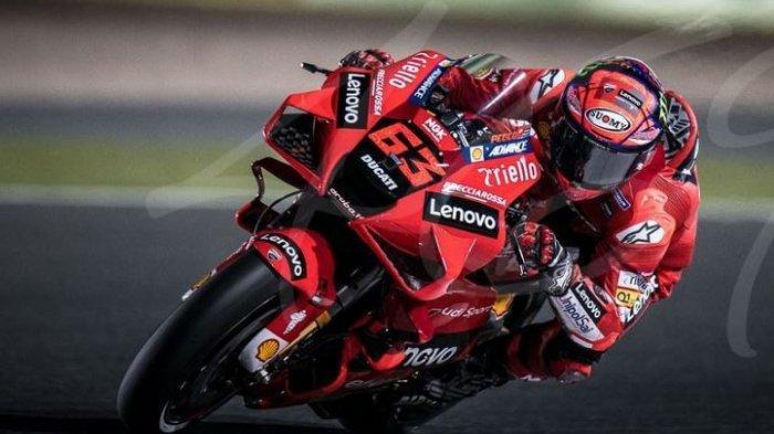 Jadwal MotoGP Prancis 2021, Sesumbar Francesco Bagnaia Setelah 3 Hari Pimpin Klasemen