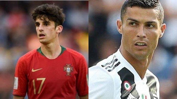Resmi Gabung Barcelona, Francisco Trincao Disebut-sebut The Next Cristiano Ronaldo, Apa Kelebihanya?