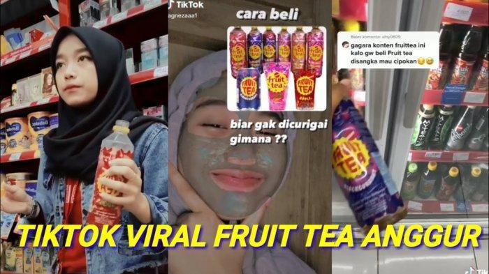 Minuman Fruit Tea Viral di TikTok, Ada Apa Sih? Ternyata Ini Alasan Fruit Tea Viral Tiktok