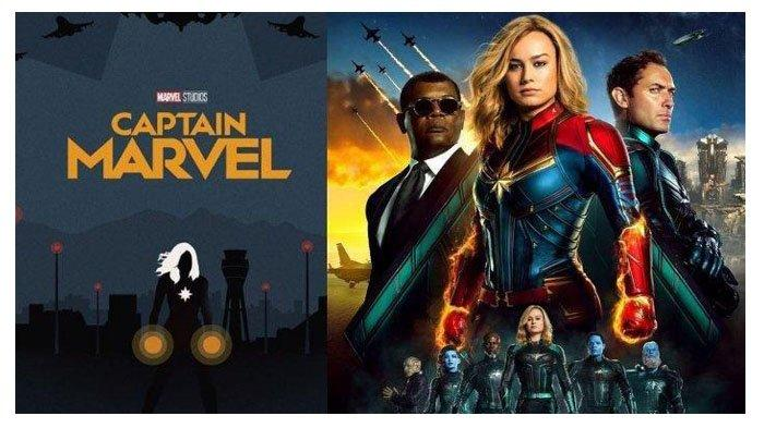 Full HD Film Captain Marvel, Nonton Streaming Gudang Movie ...