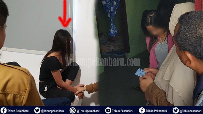 Gadis Remaja di Riau Kepergok Sekamar dengan Pria di Hotel, Ngaku Warga Pekanbaru dan Tak Punya KTP