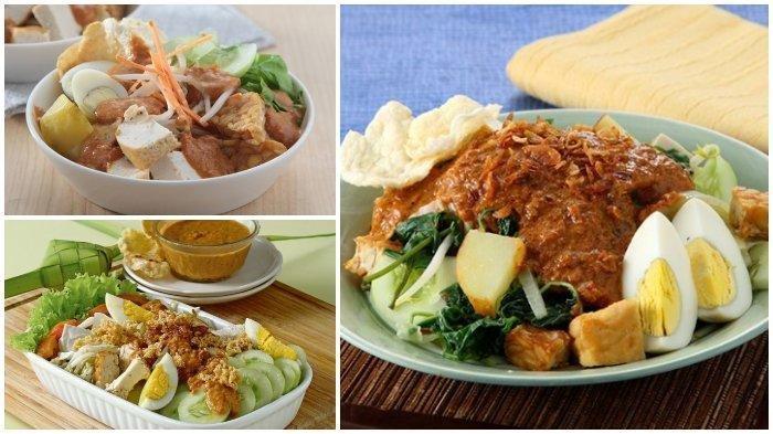 Resep Gado-gado, Cara Membuat Gado-gado Betawi, Menu Makan Siang Mudah Dibuat