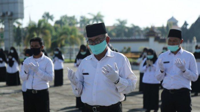 Gajinya Setara PNS, 108 Guru Honorer di Riau Resmi Diangkat Jadi PPPK