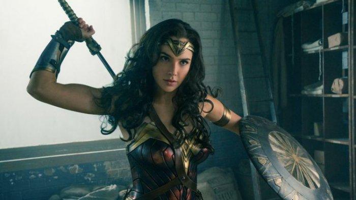 Film Wonder Woman Rau Keuntungan Luar Biasa, Ternyata Gal Gadot Hanya Dapat Bayaran Segini