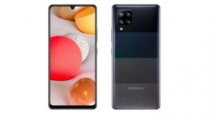 Mulai Dijual Awal November, Galaxy A42 Ponsel 5G Termurah Samsung Dilepas dengan Harga Rp 6,4 Juta