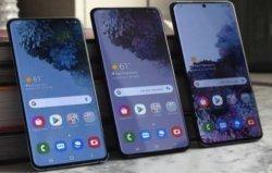 dengan tiga model terbaru sekaligus, yaitu Galaxy S21, Galaxy S21 Plus, dan Galaxy S21 Ultra.