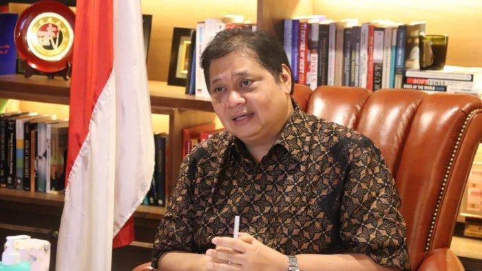 Airlangga: Tingkat Kesembuhan dan Presentase Kasus Aktif COVID-19 di Indonesia Makin Membaik