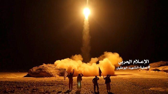 Negara Pusat Agama Islam Dalam Bahaya, Saudi Dihujani Rudal Houthi, Ternyata Houthi Didukung Iran