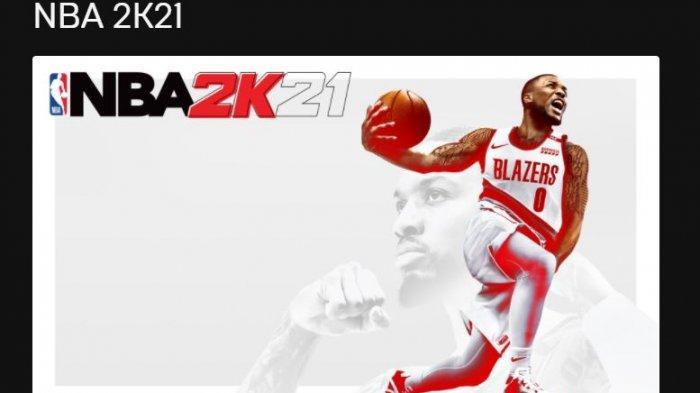 GRATIS! Download Game NBA 2K21 Epic Games di Sini
