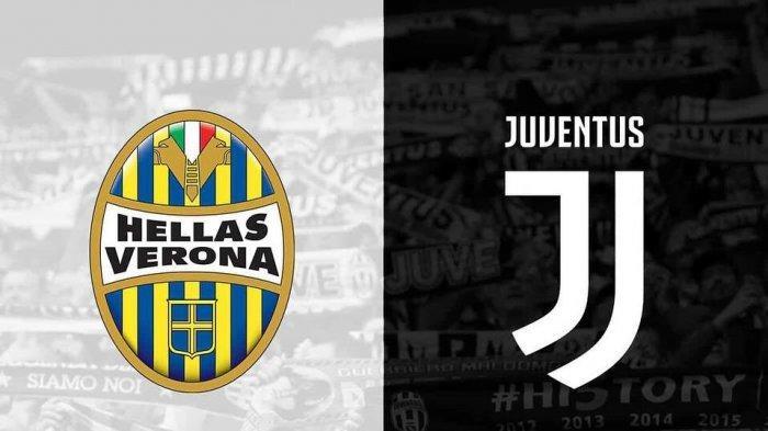 DI SINI, Live Streaming Verona vs Juventus, Live RCTI Asa Ronaldo Pertahankan Gelar Juara