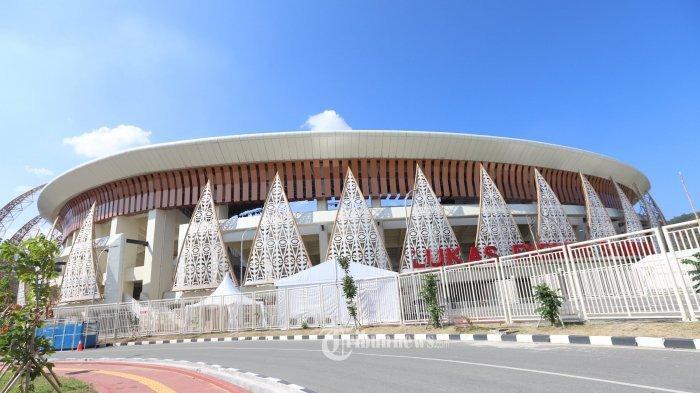 INI Kehebatan Stadion Lukas Enembe, Stadion yang Disebut Jokowi Terbaik di Asia