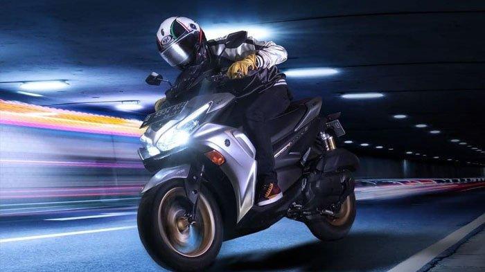 Yamaha All New Aerox, Tampil Sporty dan Performa MAXImal