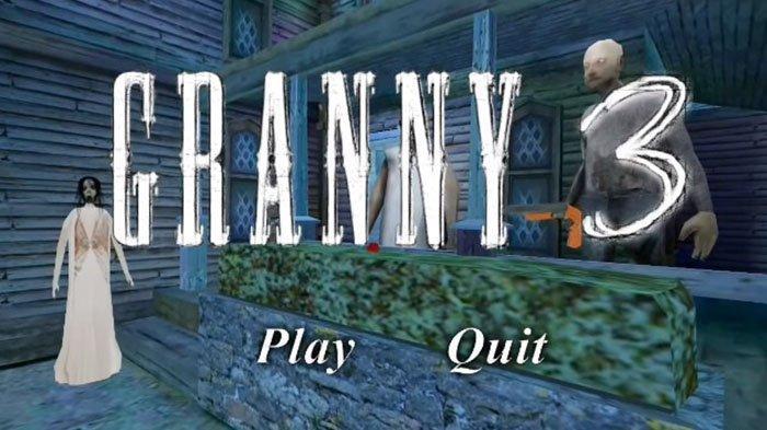 Game Granny 3