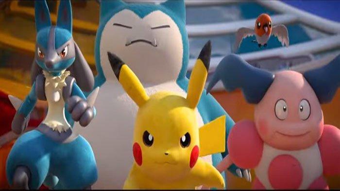 Game Pokemon Unite bisa Dimainkan Menggunakan PC dan Laptop, Begini Caranya