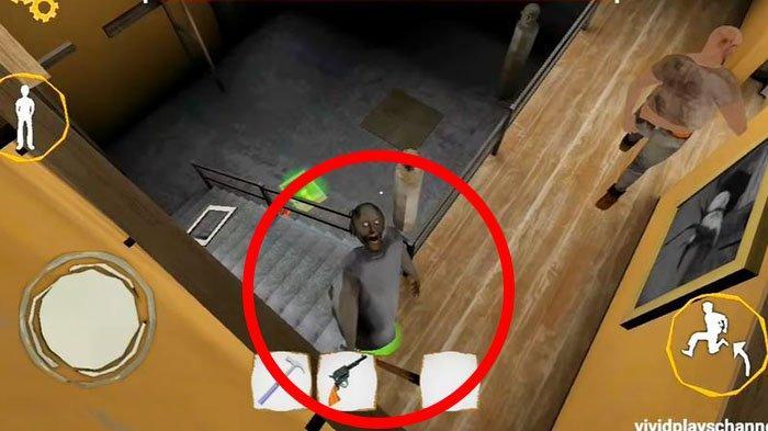 Awas Teror Granny di Update Game The Twins, Begini Cara Gampang Ke Luar Gedung Bob dan Buck