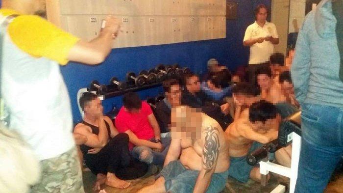 Omzet Pesta Gay di Kelapa Gading Capai Rp 26 Juta Sekali Diadakan