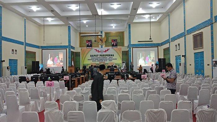 Sudah 10 Anggota DPRD Pelalawan Riau Ajukan Penggadaian SK Pelantikan ke Bank, Ada Apa?