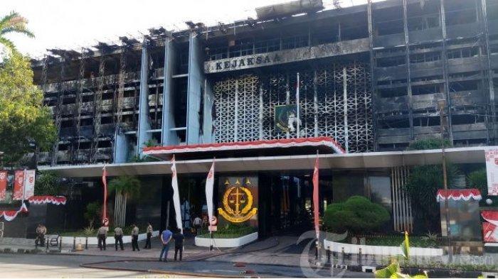 TERNYATA Penyebab Kebakaran Kantor Kejagung Bukan Karena Listrik, Ada Unsur Pidana Rupanya