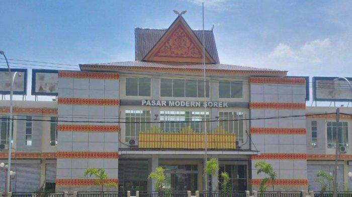 Polemik Pasar Modern Sorek, Komisi ll DPRD Pelalawan Berharap kepada Bupati Baru