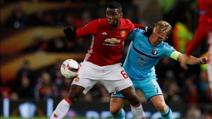 Manchester United Tekuk Feyenoord Rotterdam 4-0