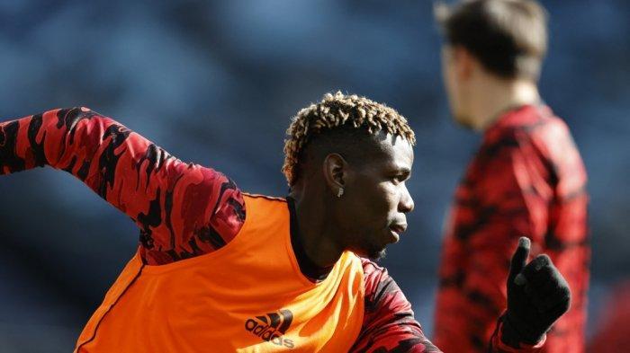 Sedang Berlangsung Manchester United vs AS Roma, Leg Pertama Semifinal Liga Eropa