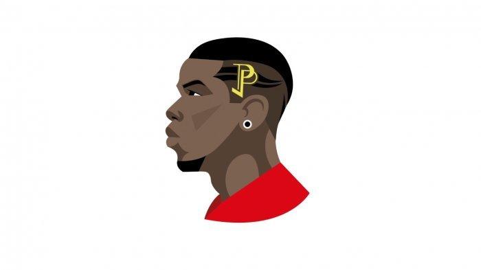 Wow, Paul Pogba Jadi Pesepak Bola Pertama yang Dibikin Emoji