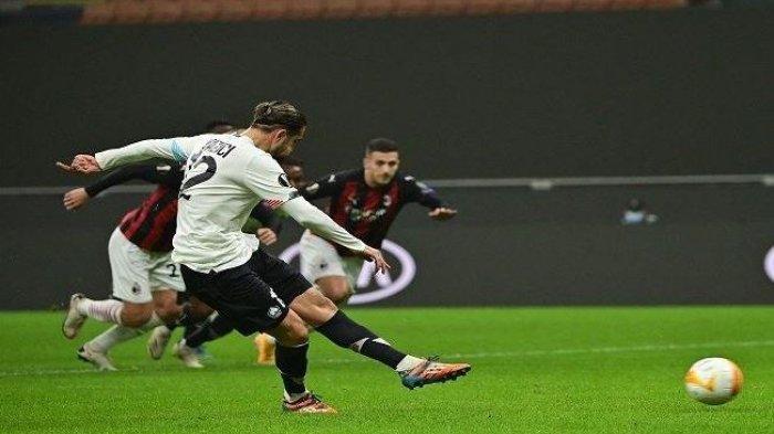 Porak-poranda, Rekor 24 Laga Kemenangan AC Milan Rontok Dihajar Lille