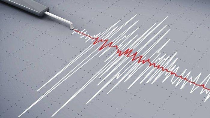 Gempa Terkini, Gempa 5,8 SR Guncang Mentawai, Getaran Terasa hingga Padang