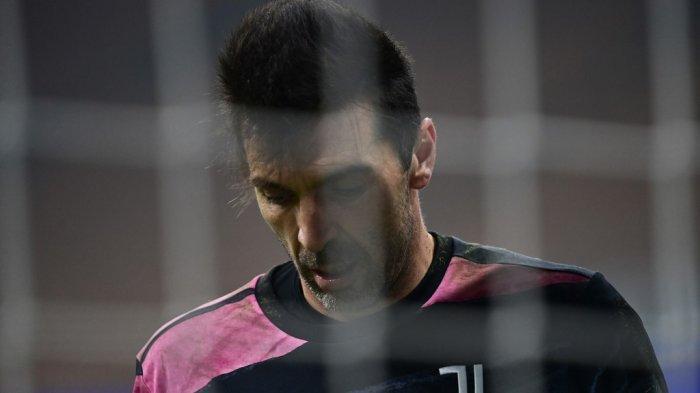Hengkang ke Parma, Buffon Nilai Masa Depan Juventus bersama Allegri
