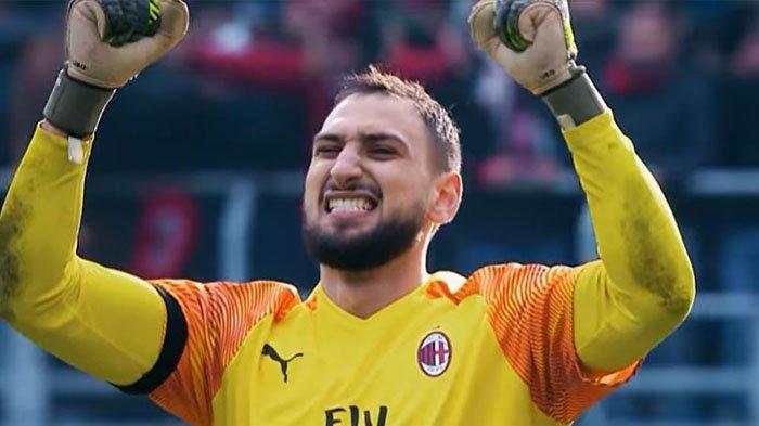 Gianluigi Donnaruma ke Juventus