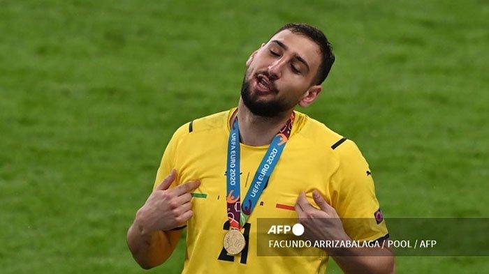 Punya Catatan 100 Persen Berhasil, Jorginho Malah Apes saat Italia vs Swiss, Begini Kata Donnarumma