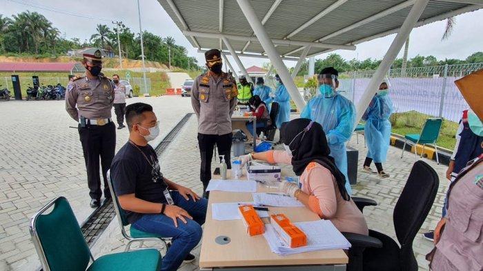 Update Covid-19 di Dumai, Angka Kesembuhan Pasien Positif Meningkat