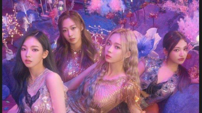 Girl group Kpop pendatang baru asuhan SM Entertainment, Aespa.