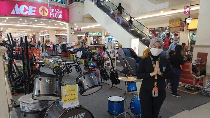 WOW Ada Banjir Diskon, Gramedia Mal Pekanbaru Gelar Healthy Fair