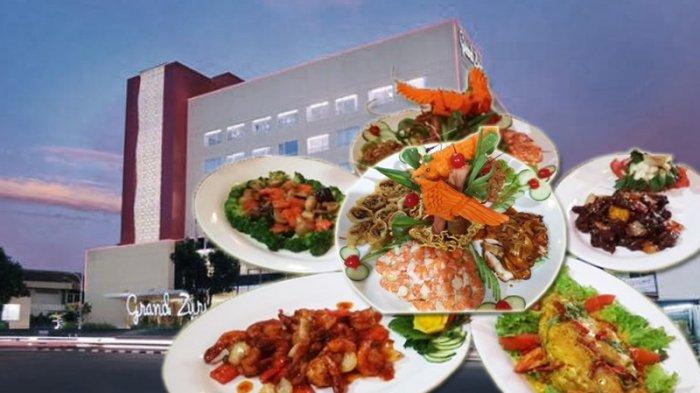 Ciatok Mulai Rp 900 Ribu Semeja, Dinner Tahun Baru Imlek Nanti Malam di Grand Zuri Hotel Pekanbaru