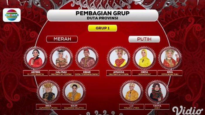 Grup 1 Merah Dan Putih LIDA 2021