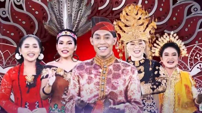 Live LIDA 2021 Top 70 Grup 1, Anting Yogyakarta, Halimah Kalteng, Kiran NTB, Rida Sumut, Sufi Sulsel