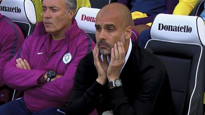 Guardiola di Manchester City baru