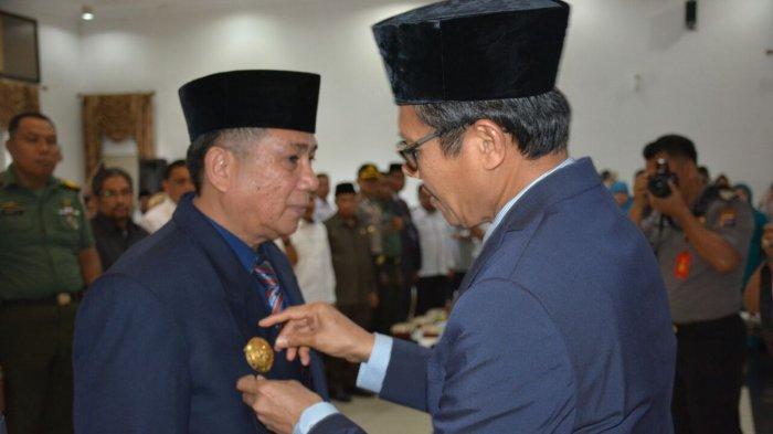 Ini Pesan Gubernur Sumatera Barat untuk Tiga Pjs Walikota