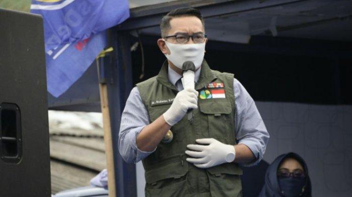 Sejumlah Efek Samping Dirasakan Ridwan Kamil Usai Divaksin Covid-19 Sinovac