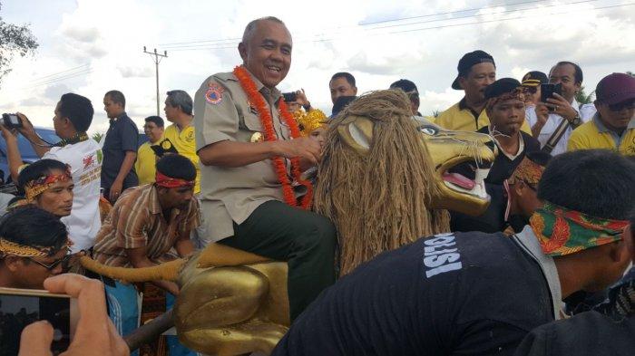 Ketua DPD Golkar Dumai Akui Sudah Lama Dukung Andi Rachman Maju Pilgubri 2018