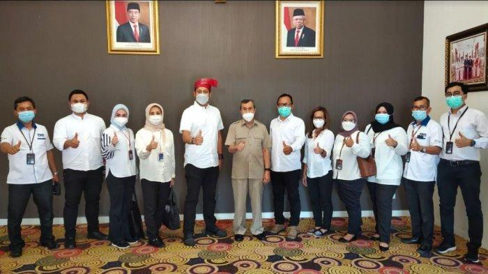 Gubernur Riau Apresiasi Kehadiran PT Permodalan Nasional Madani, PNM