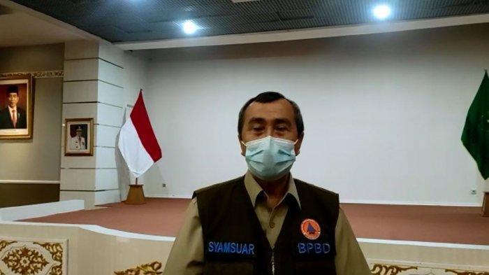 Walikota Dumai Ditahan KPK, Wakilnya Meninggal Dunia, Gubri Syamsuar Kirim Surat ke Mendagri