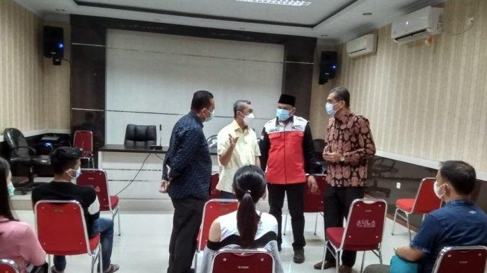 May Day Di Riau, Buruh Tak Turun Ke Jalan, Gubernur Syamsuar Apresiasi Aliansi Serikat Buruh