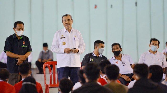 Megawati: Setelah 15 Tahun, H Syamsuar Merupakan Gubernur Riau yang Pertama Datang Berkunjung