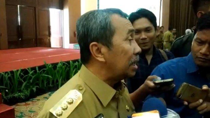 Gubernur Riau Syamsuar Kecewa dan Sindir Pimpinan Perusahaan, Sebut Mengundang Bukan Buat Minta Uang